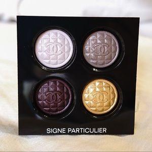 NIB Chanel Signe Particulier Eyeshadow Palette